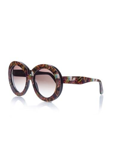 Valentino Güneş Gözlüğü Siyah